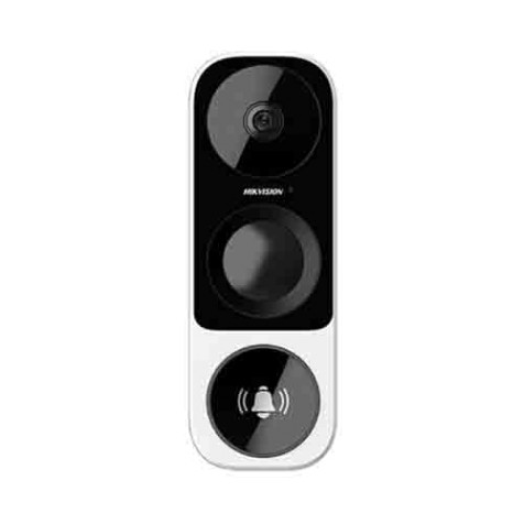 Hikvision 3MP Wi-Fi Smart Doorbell with Two-way Talk