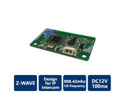 VDP-1707 IP Intercom Z-WAVE Module