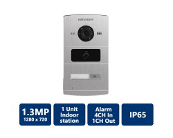 1.3MP Water Proof Metal Villa Door Station