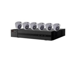 Hikvision 2MP 8-Channel TurboHD Kit