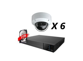 8 Channel 5MP IP Fixed Kit