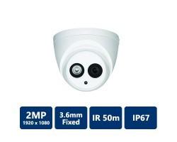 2M HDCVI dome camera