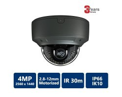 EYEONET CAM-IP6394G-Z 4MP Network IR Water-proof Dome Camera