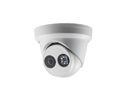 Hikvision 4 MP IR Fixed Turret Network Camera, 4mm