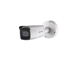 6 MP Outdoor IR Varifocal Bullet Camera, 2.8 to 12 mm Motorized Lens