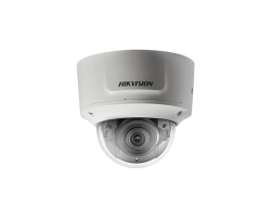 4 MP Outdoor IR Varifocal Dome Camera, 2.8 to 12 mm Motorized Lens