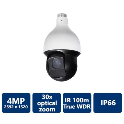 4MP 30x IR HDCVI PTZ Camera