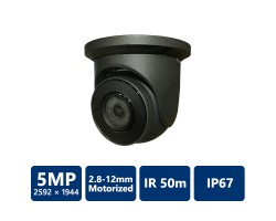 EyeOnet 5MP IP Built-in Mic Eyeball