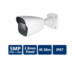 EyeOnet 5MP IP IR Bullet