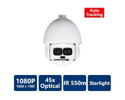 2MP 45x Starlight Laser PTZ Network Camera