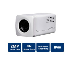 2 MP Full HD 30x Network Zoom Camera