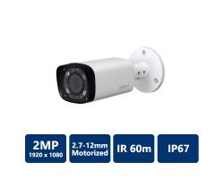 2.1MP 1080P Motorized HDCVI Bullet