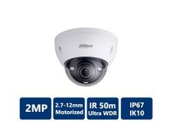2MP IP Motorized MiniDome