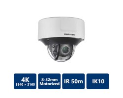 4K IP Motorized Dome Network