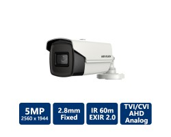 5MP 4-In-1 HD Analog IR Bullet Camera 2.8 mm
