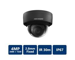 4MP IR Dome IP Camera 2.8 mm
