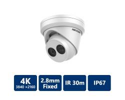 4K IR Turret IP Camera 2.8 mm