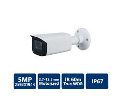 5MP IP Starlight Bullet Camera, 2.8mm