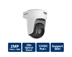 Hikvision DS-2DF5220S-DE4/W 2 Megapixel Network PTZ Dome Camera