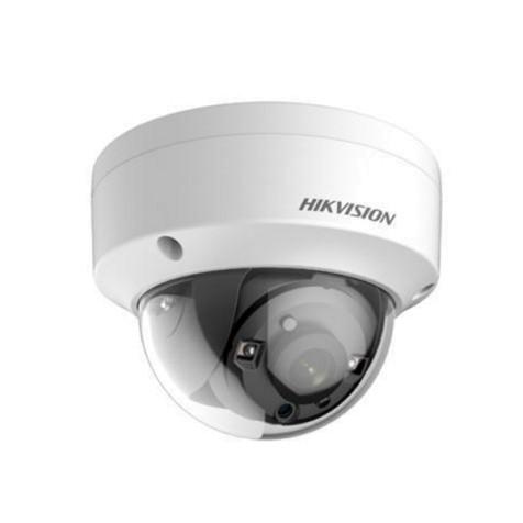 Hikvision HD1080P WDR Vandal Proof EXIR Dome Camera, 6mm
