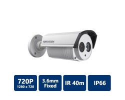 Hikvision DS-2CE16C2N-IT3 720 TVL PICADIS EXIR Bullet Camera