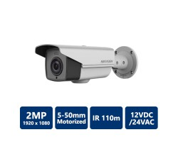 Hikvision DS-2CE16D9T-AIRAZH HD1080P WDR Motorized VF EXIR Bullet Camera