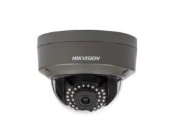 Hikvision 2 MP Vandal-Resistant PoE Network Dome Camera, 4mm