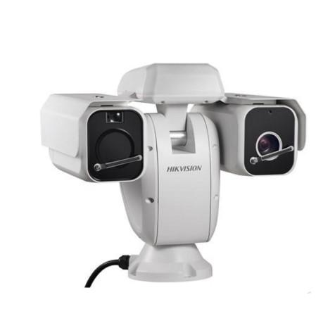 Hikvision 384x288 Outdoor Bi-Spectrum Upright PTZ Camera, 75mm