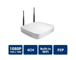 4CH Mini Wifi NVR4104-W
