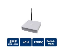 Hikvision DS-7104NI-SL/W Embedded Mini WiFi NVR with No HDD