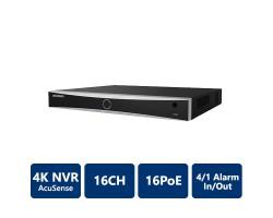 AcuSense 4K UHD Network Video Recorder