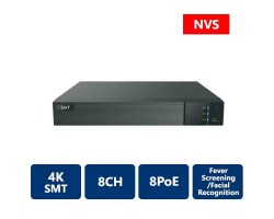 EYEONET 8CH 8PoE 4K Smart Management Terminal