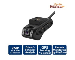 Eyeonwheel 2MP AI Pro Professional Fleet Management IP Dashcam