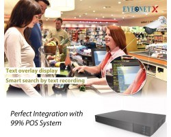 EYEONET X VMS POS Integration License